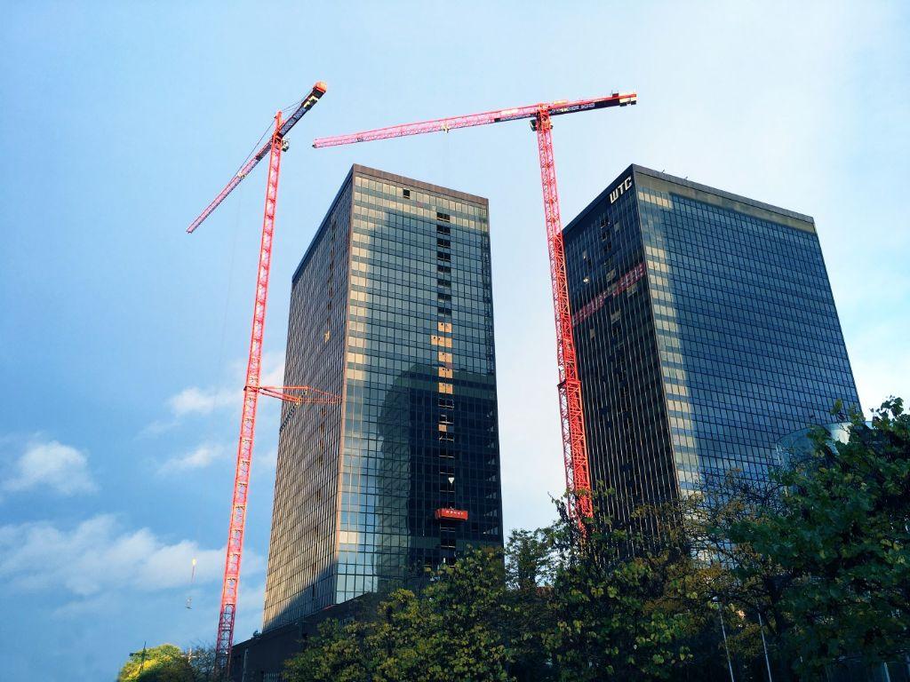 ZIN : transformatie van de WTC I & II-torens