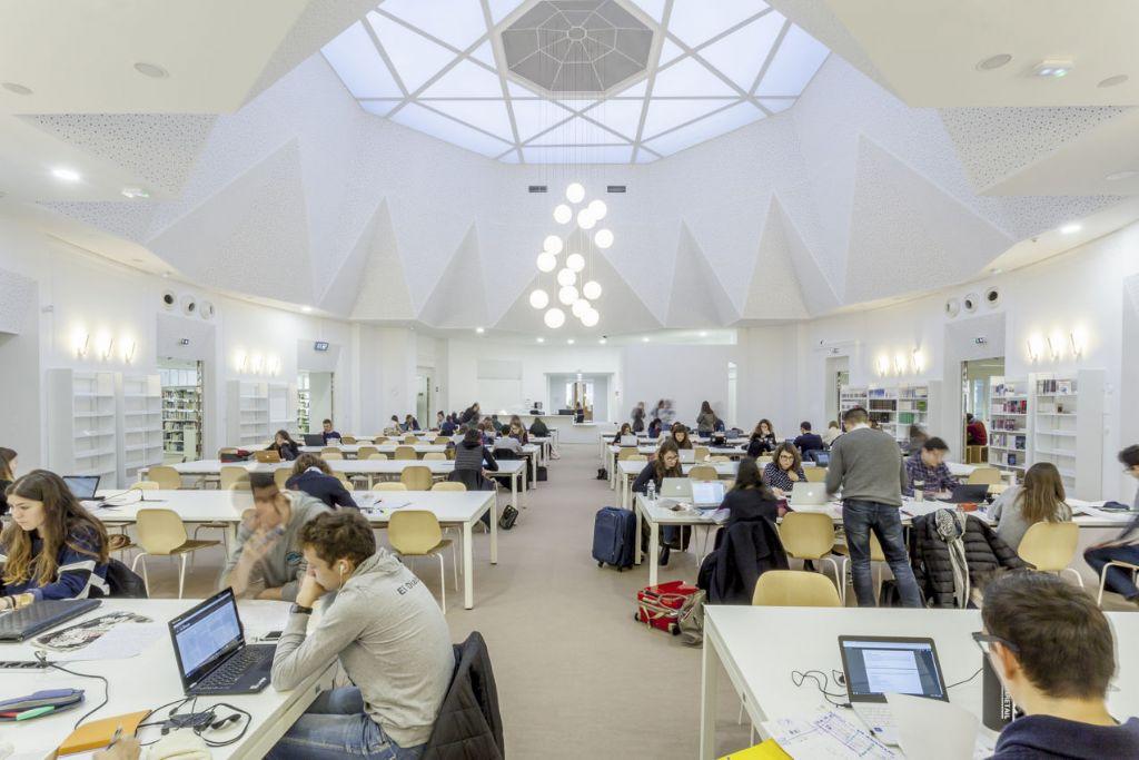 L'Atelier 2F et la Bibliothèque de Sciences Po (Lille) : une histoire d'amour
