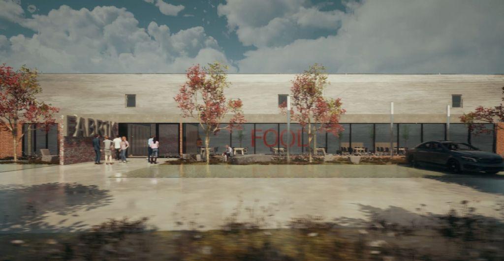 Brussels bedrijvenpark Copernic van oPla Architecture heeft vergunning op zak