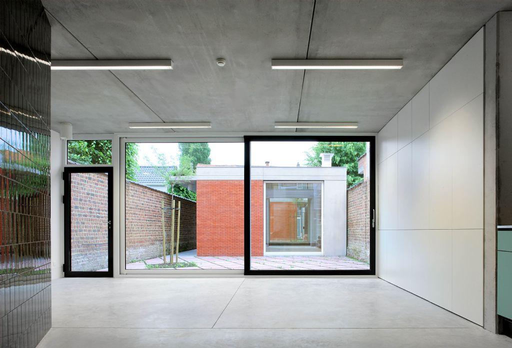 Architectuurprijs 2017 van de Provincie Oost-Vlaanderen voor URA's revalidatiecentrum in Ninove