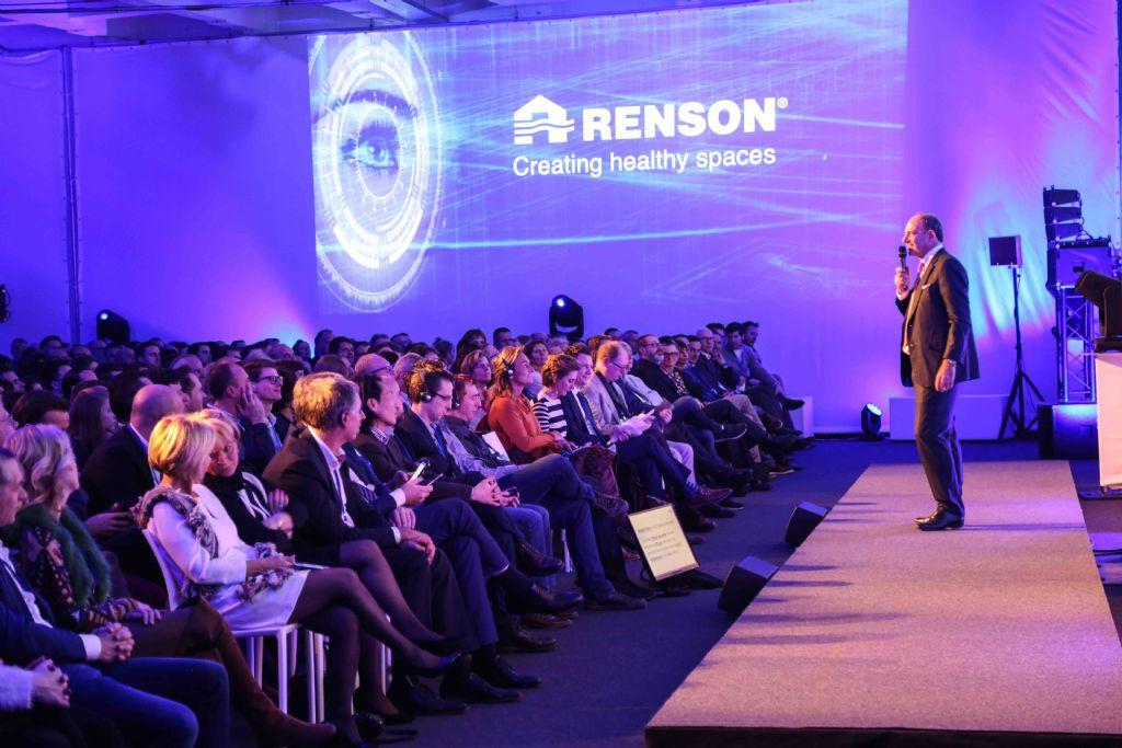 Renson stelt innovaties voor op Next Level-event
