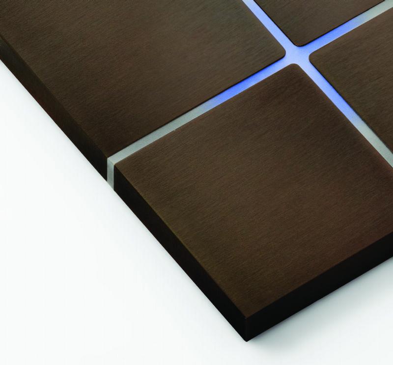 Basalte introduceert aanraakgevoelige lichtschakelaar Sentido
