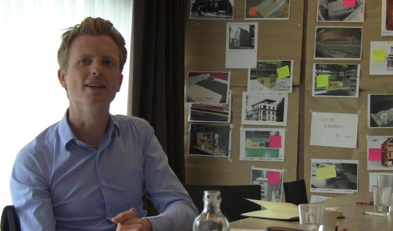 """Bart Hoylaerts: """"Een algemene aannemer op een restauratiedossier, dat komt zelden goed."""""""