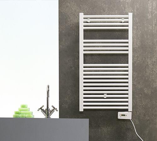 Jaga lanceert Sani Electric, een slimme elektrische handdoekradiator