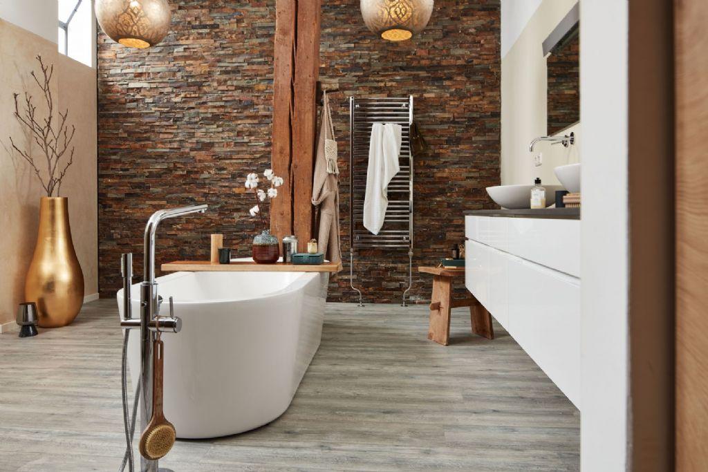 De topcollecties LD 250 en LL 250 zijn 24 uur watervast en daardoor uitermate geschikt voor in de badkamer.