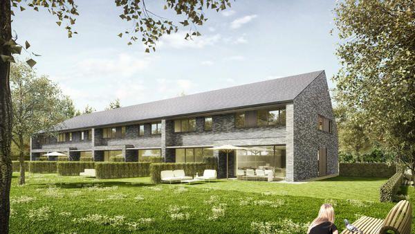 Le Quartier Durable : un ensemble compact de 7 logements acoustiquement désolidarisés