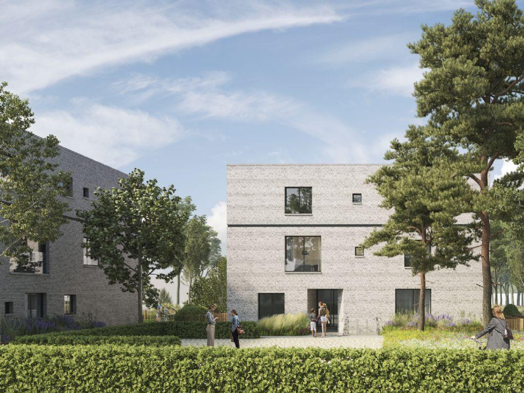 Openheid en collectieve groenzones centraal in masterplan Sint-Antonius (bold architecten)