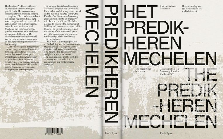 Win! Win! Win! Boek over Het Predikheren in Mechelen