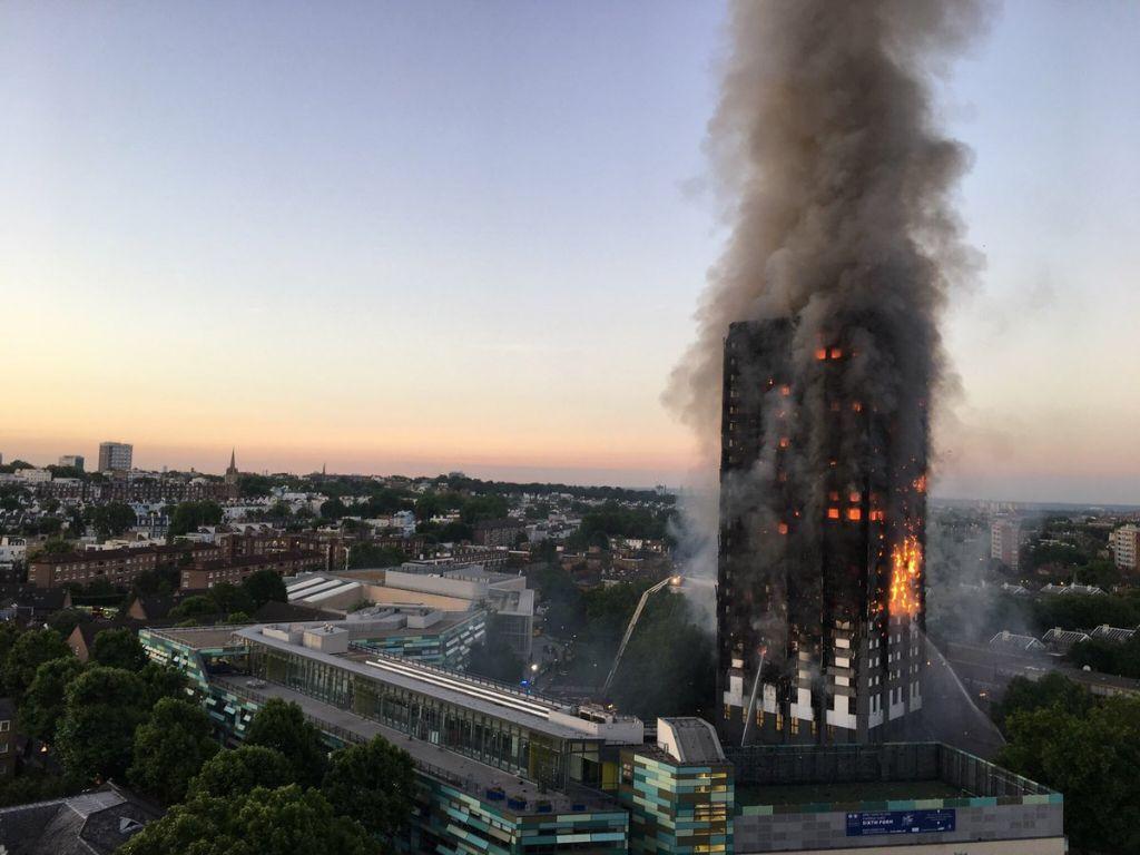 Na Grenfell Tower: hoe brandveilig zijn onze sociale woontorens?