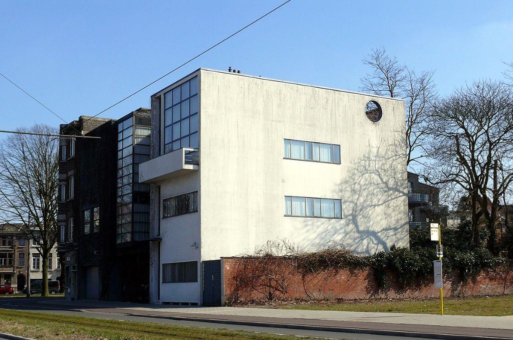 """T.O.P. office restaureert Maison Guiette: """"Meer zoals Le Corbusier het bedoeld had"""""""