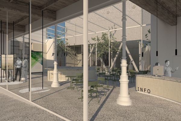 Bressers Architecten aangeduid voor renovatie postgebouw Lokeren