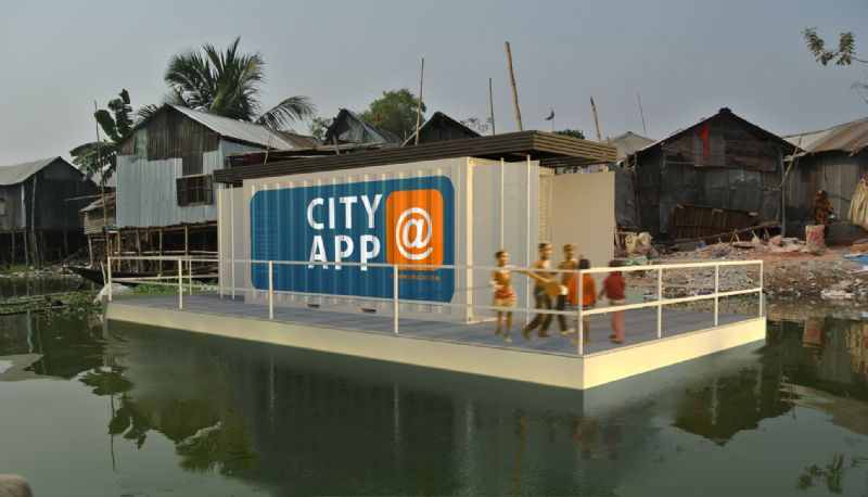 Floating City Apps