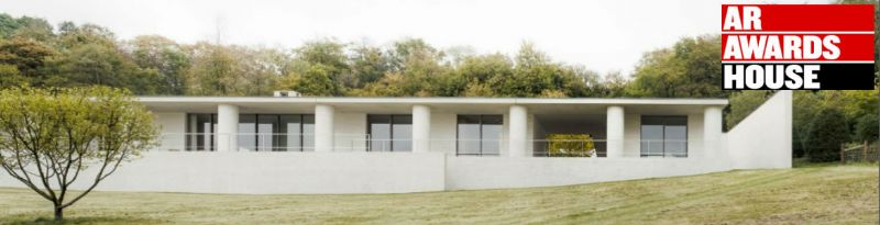 David Chipperfield Architects - Fayland House - winnaar AR House Awards 2015