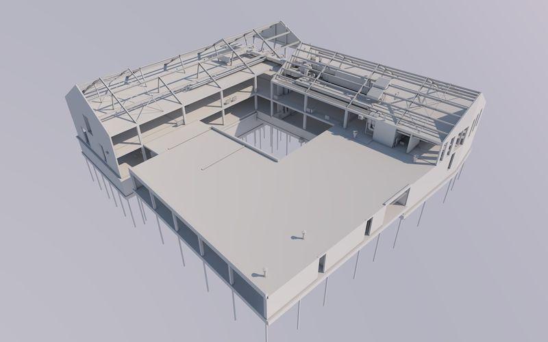 Techniques spéciales et stabilité du projet dans Archicad.