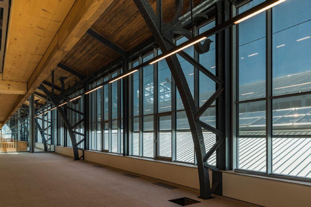Windvaste Fixscreen covert 12 meter brede ramen