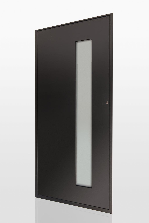 Revolutionaire voordeuren met magnetische deurpanelen