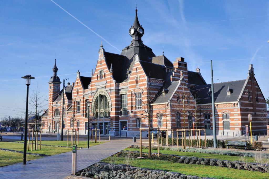 Restaurée, la gare est devenue musée