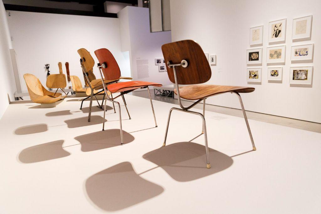 The World of Charles and Ray Eames : quand le design se mêle à la vie quotidienne