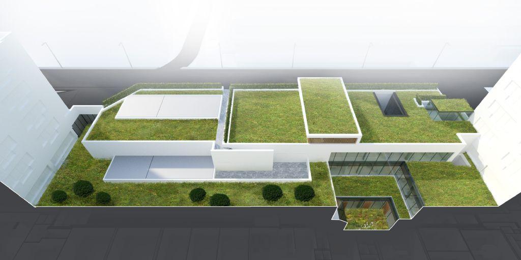 BAM Contractors : centre de protonthérapie ParTICLe de l'UZ Leuven