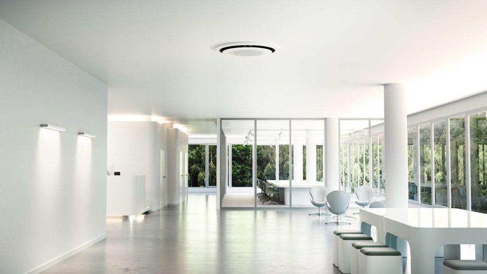 Premier système de climatisation au monde sans lamelles