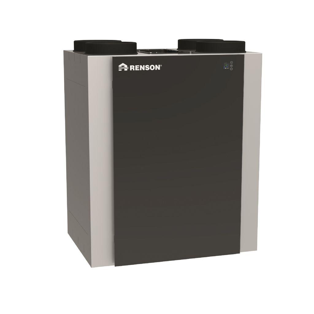 Endura Delta, l'unité de ventilation contrôlée D+ de Renson