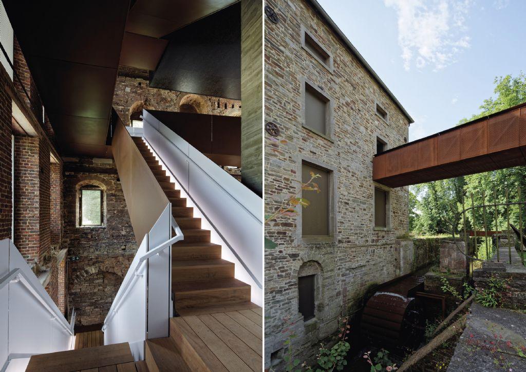 Bezoekerscentrum abdij, Villers-la-Ville