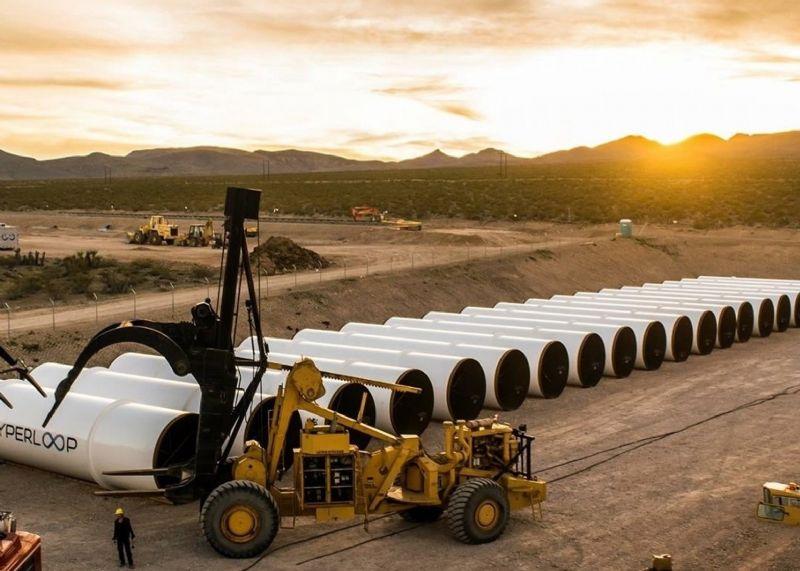 Bjarke Ingels Group gerecruteerd voor ontwikkeling hyperloopsysteem