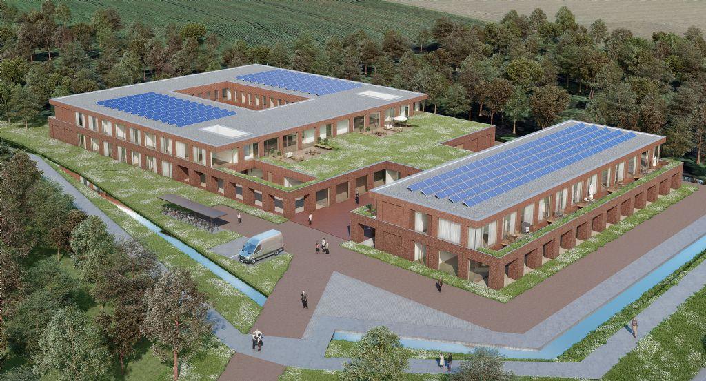 Zorgcentrum Ravelijn, in harmonie met elkaar en met de natuur
