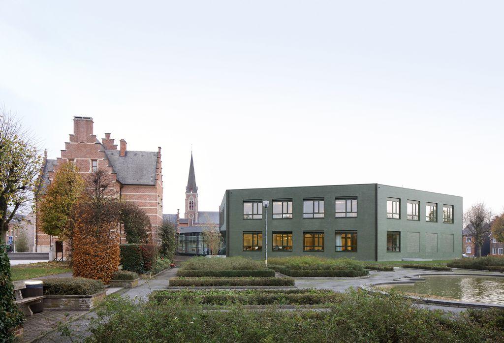 BBA New Way of Working: nominatie voor Bestuurs- en Dienstencentrum Sint-Gillis-Waas (Architecten Els Claessens en Tania Vandenbussche)