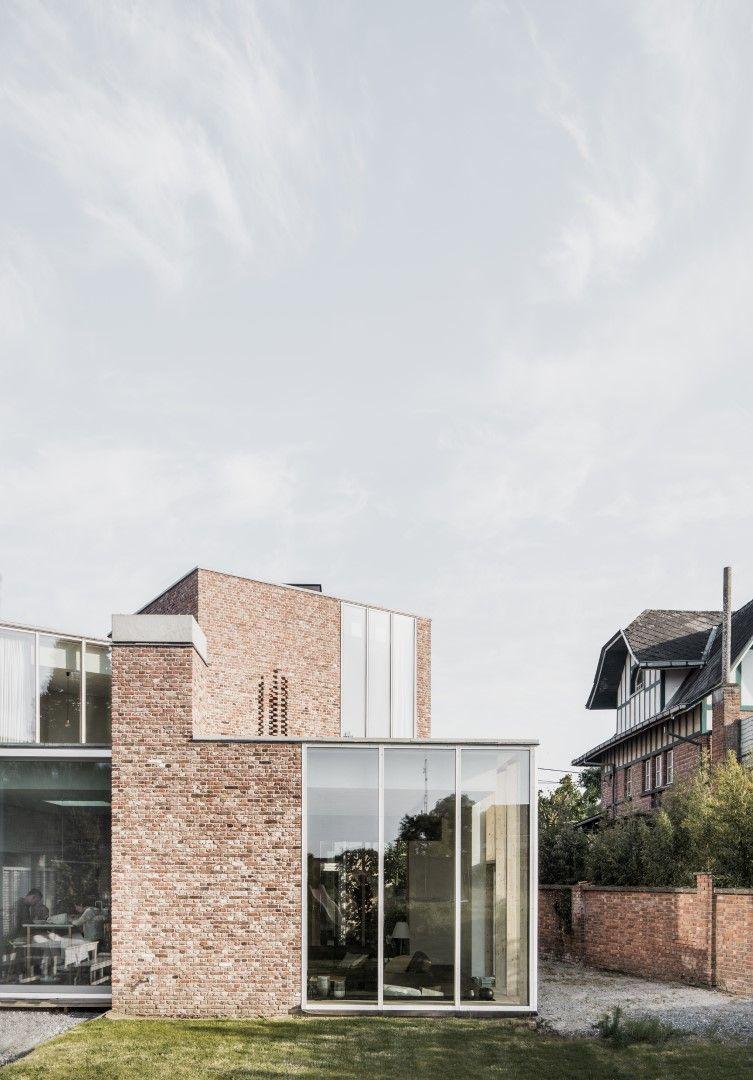 House L-C, Graux en Baeyens architecten