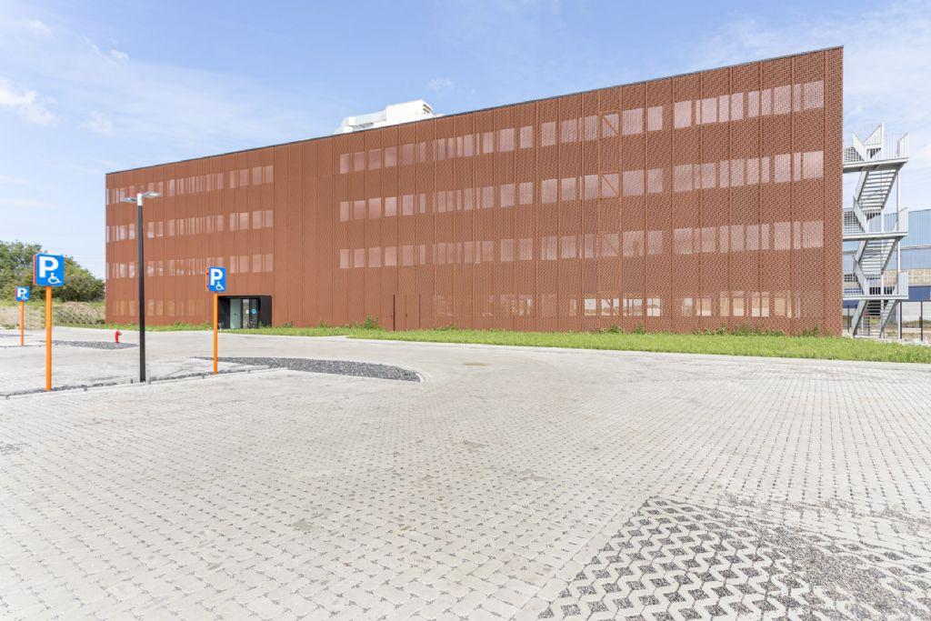 Industriële én moderne uitstraling voor nieuw ENGIE-gebouw
