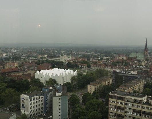 Filharmonische hal in Szczecin