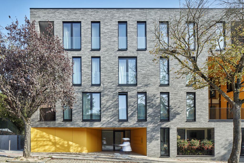 Sociale huisvesting Donkerstraat, Leuven
