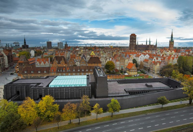 Het Shakespearean Theatre in Gdansk