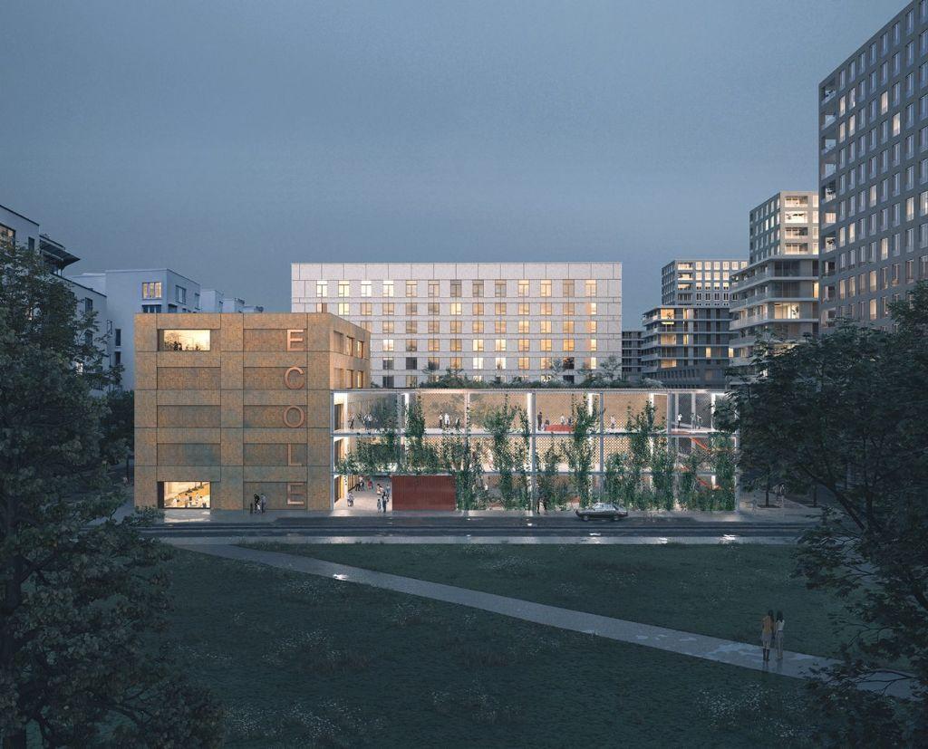 B-architecten en VELD mogen laatste hand leggen aan City Dox