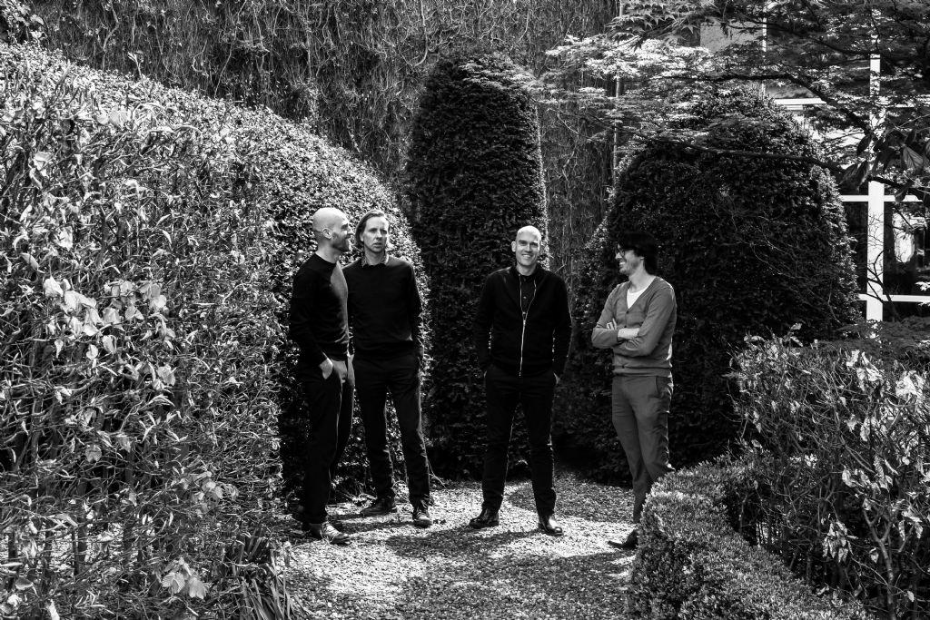 De Praatstoel: Peter Van doninck, Maarten Verdonschot, Maarten Van Weverberg en Tim van der Wegen (awg architecten)