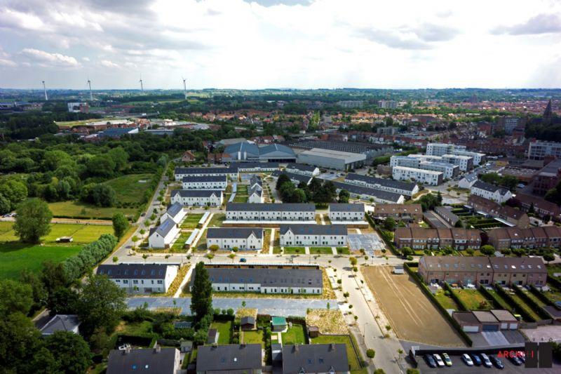 BURO II & ARCHI+I bundelt krachten met UGent voor sociale woonwijk Venning Kortrijk