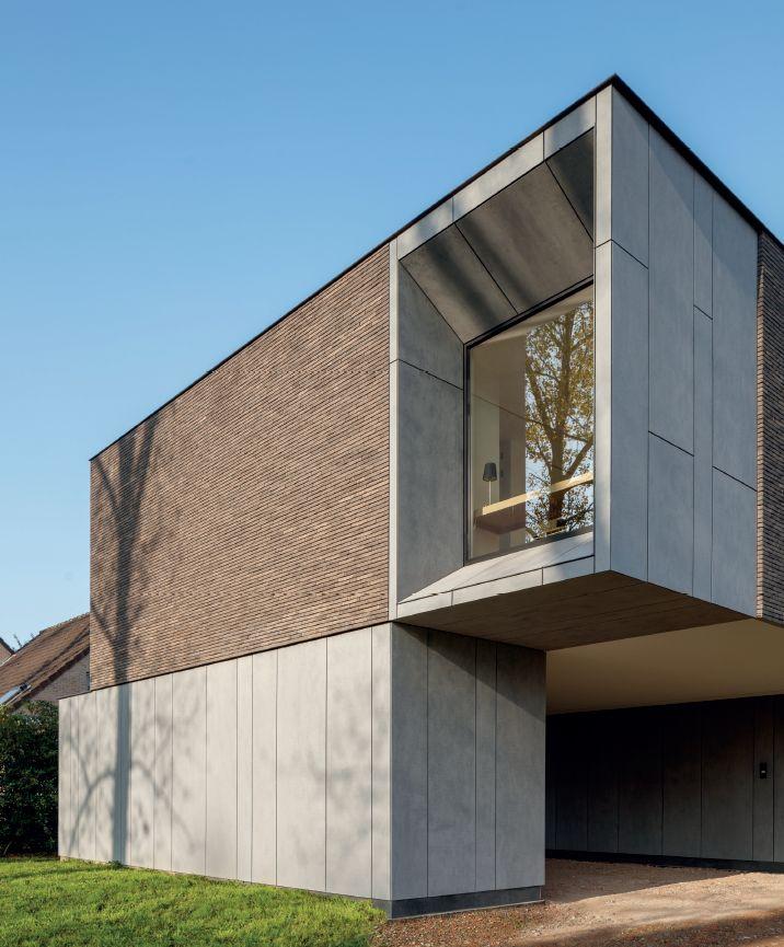 Eenvoudige en heldere woning lijkt doorlopende box