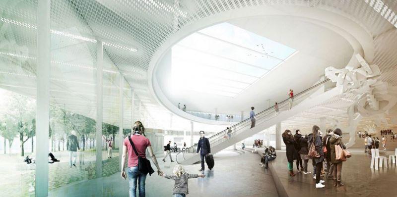 Frans bureau mag nieuw Natuurkundemuseum in Berlijn realiseren