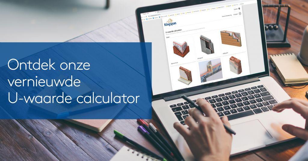 Bereken de U-waarde van jouw project met de Kingspan-calculator