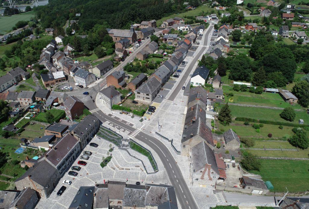 Place de Heer (Bureau d'étude Dessin et construction), lauréat dans la catégorie Ouvrage d'art ou espace architecturé