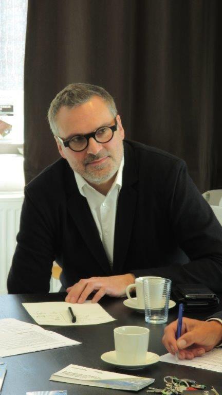 """Leo Van Broeck (BOGDAN & VAN BROECK): """"L'architecture est une ambulance planétaire en devenir, mais on n'en est pas encore pleinement conscient (même au sein des formations)""""."""
