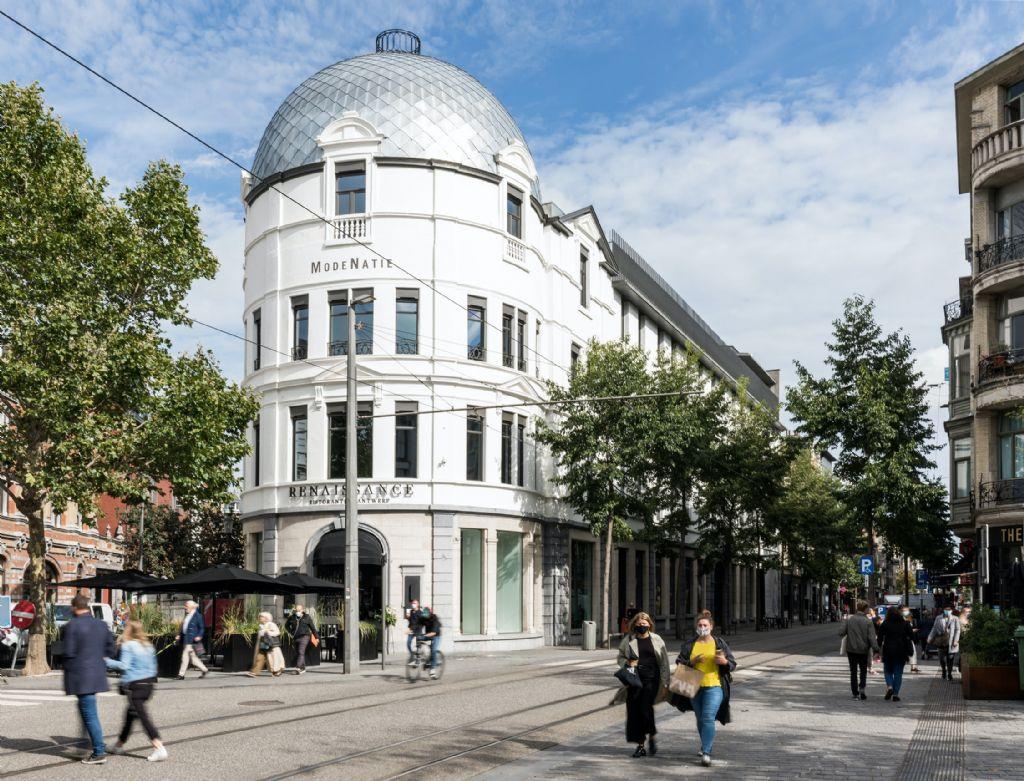 Renovatie ModeMuseum door B-architecten versterkt internationale uitstraling