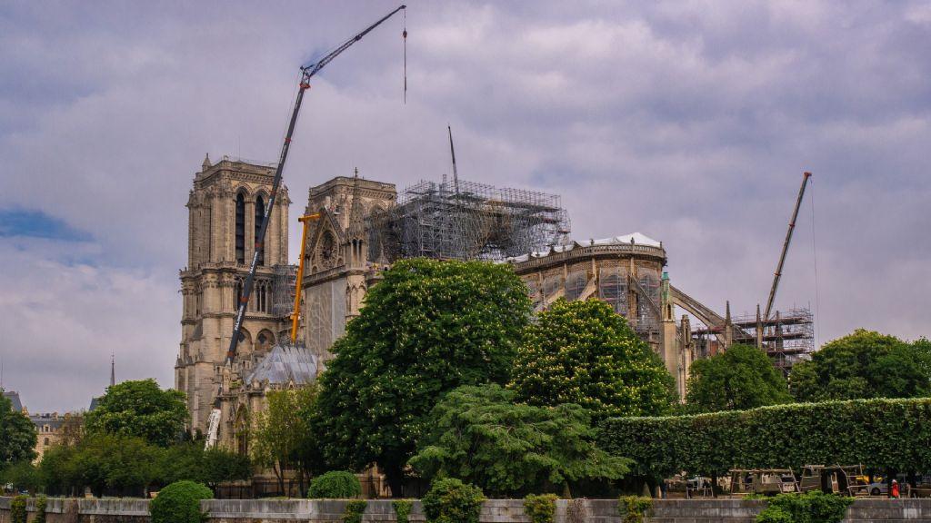 Wat met de Notre-Dame? Vijf vragen en antwoorden