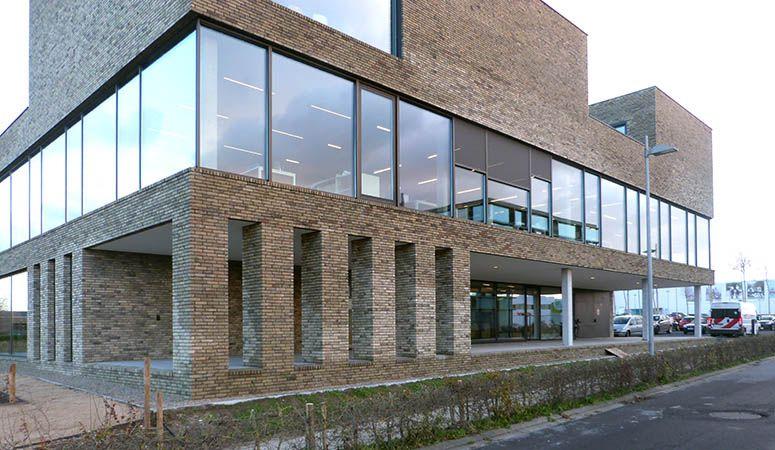 1.000 m² klimaatplafonds in kantoren van BM Engineering