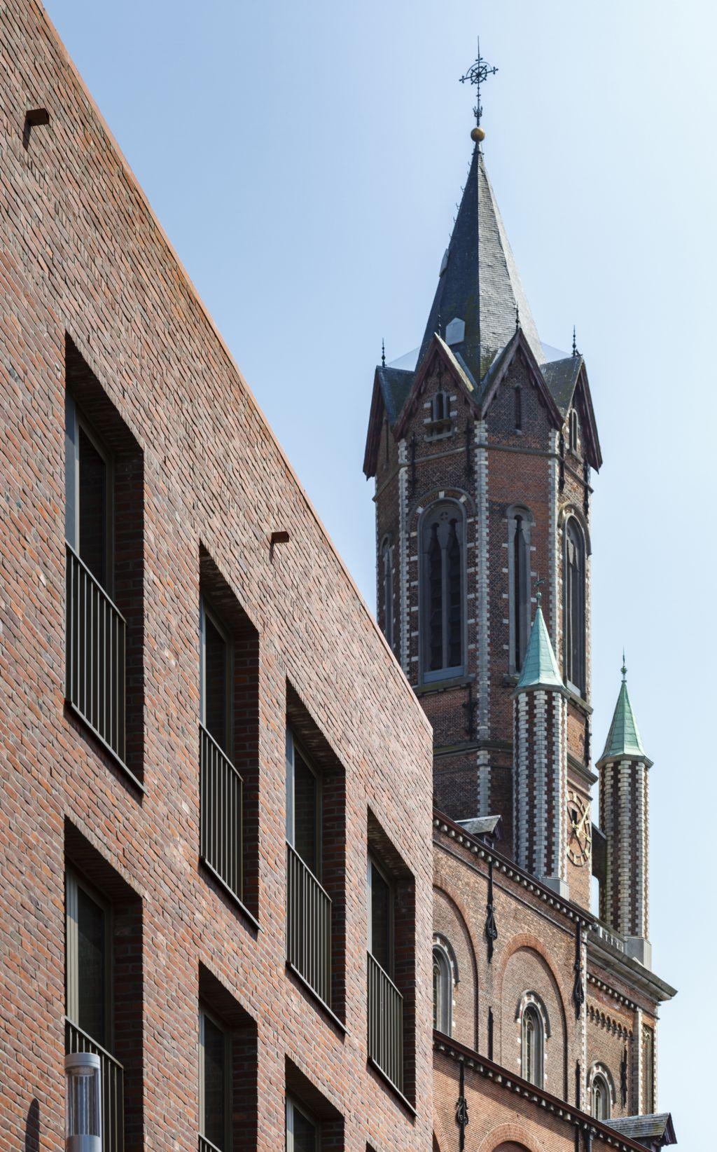 BBA New Way of Living: nominatie voor Wetteren aan de Schelde (awg architecten)