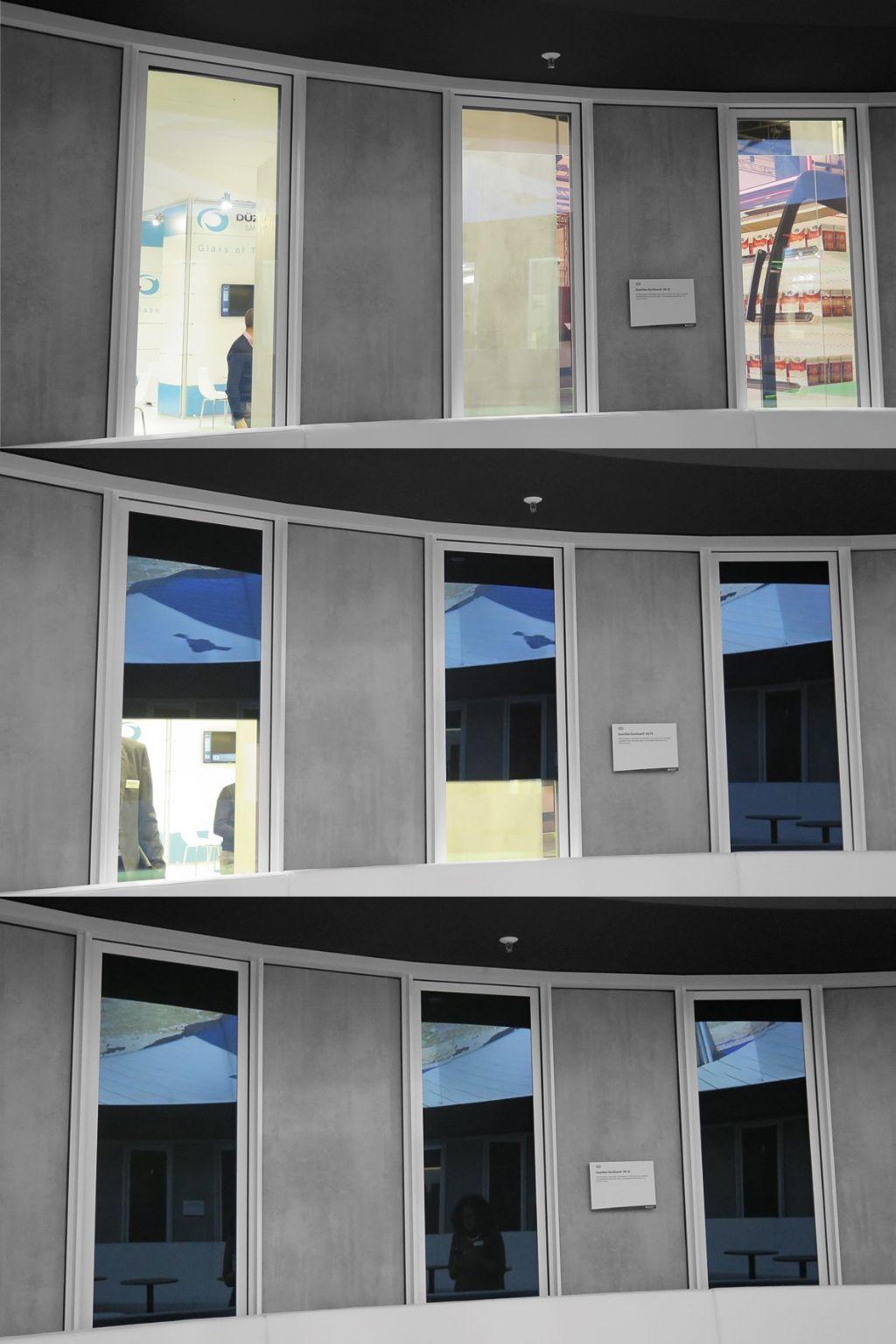 Dynamische blindering voor ramen en deuren met één druk op de knop