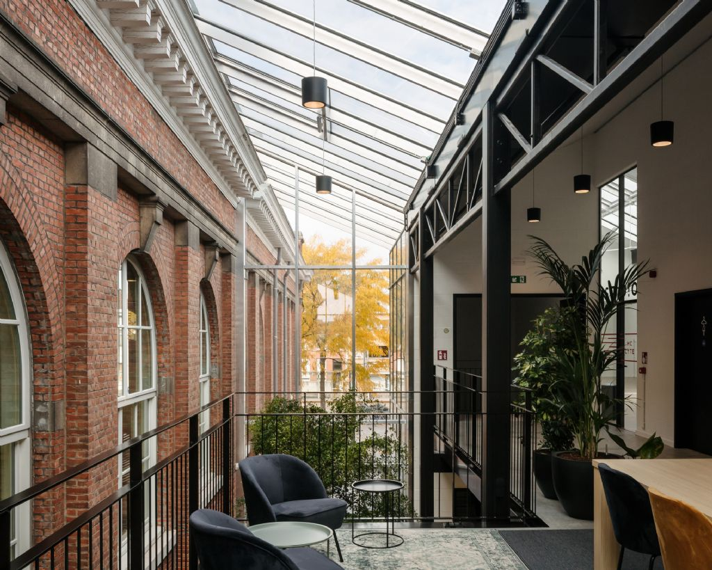 Urban Center Antwerp, awg architecten