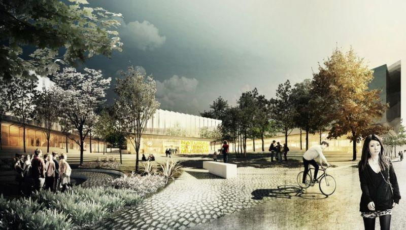 Het project is een zeldzame kans om een Berlijns monument te verbeteren.