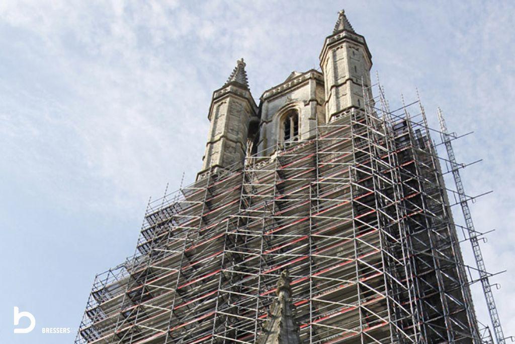 De Gentse Sint-Baafskathedraal is één van de case-studies in het Europese Nano-Cathedral ondezoeksproject.